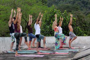 Yoga Integral com Tina Fagoaga @ Casa Bacarirá | São Paulo | Brasil