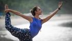 Professora de Yoga Mari Nanda